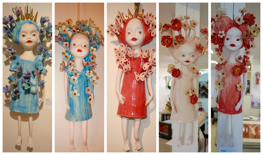 Clairy Hanging Dolls