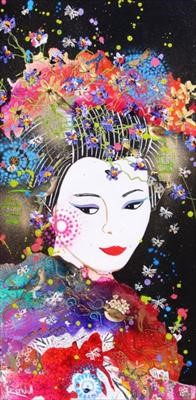 Painted Geisha