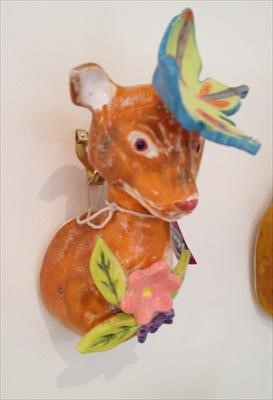 Wall Hanging Deer (Small)